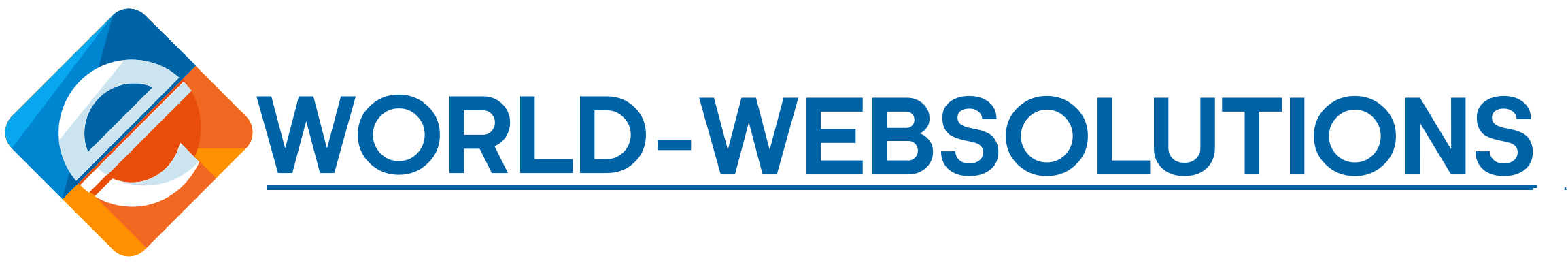 Eworld-Web Solutions Logo